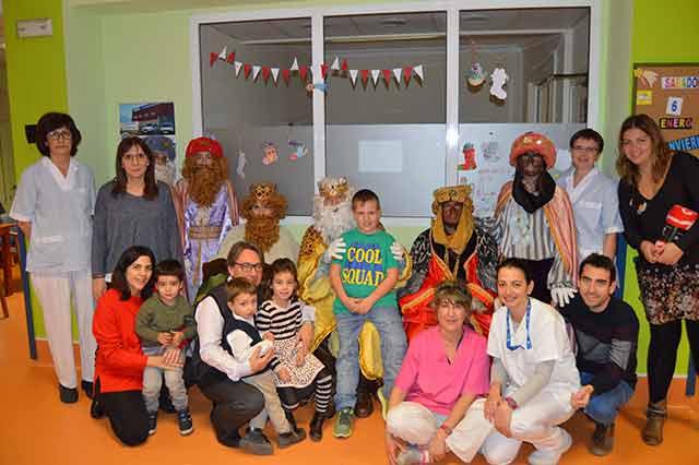Navidad en Residencia Avenida, Residencia de Ancianos en Huesca